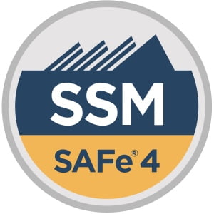 We guarantee delivery of SAFe Scrum master training Malmö may 28-29