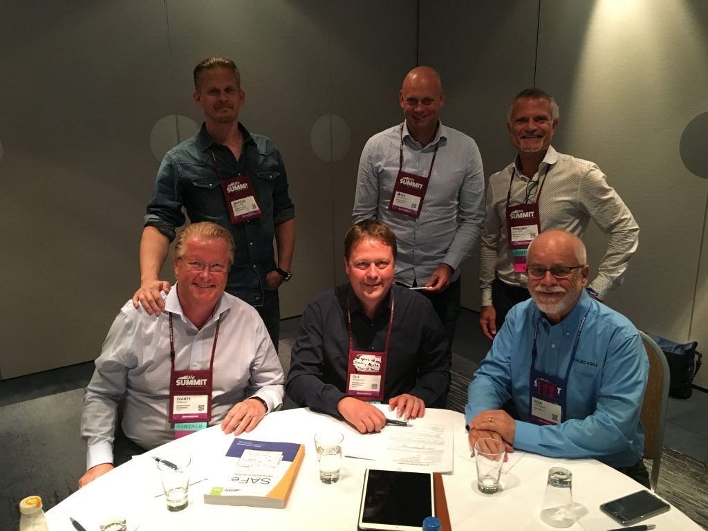 BDD signed a Gold Partner agreement with Scaled Agile