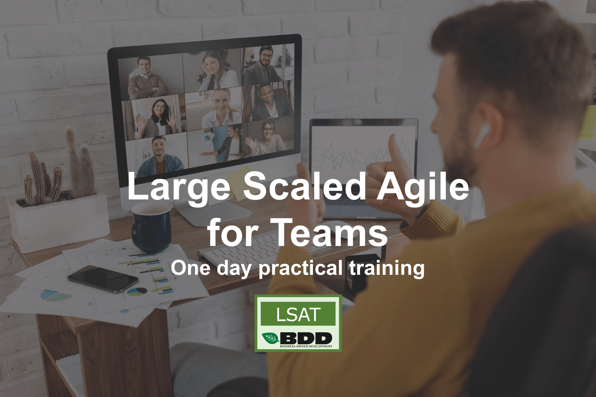 Large Scaled Agile for Teams
