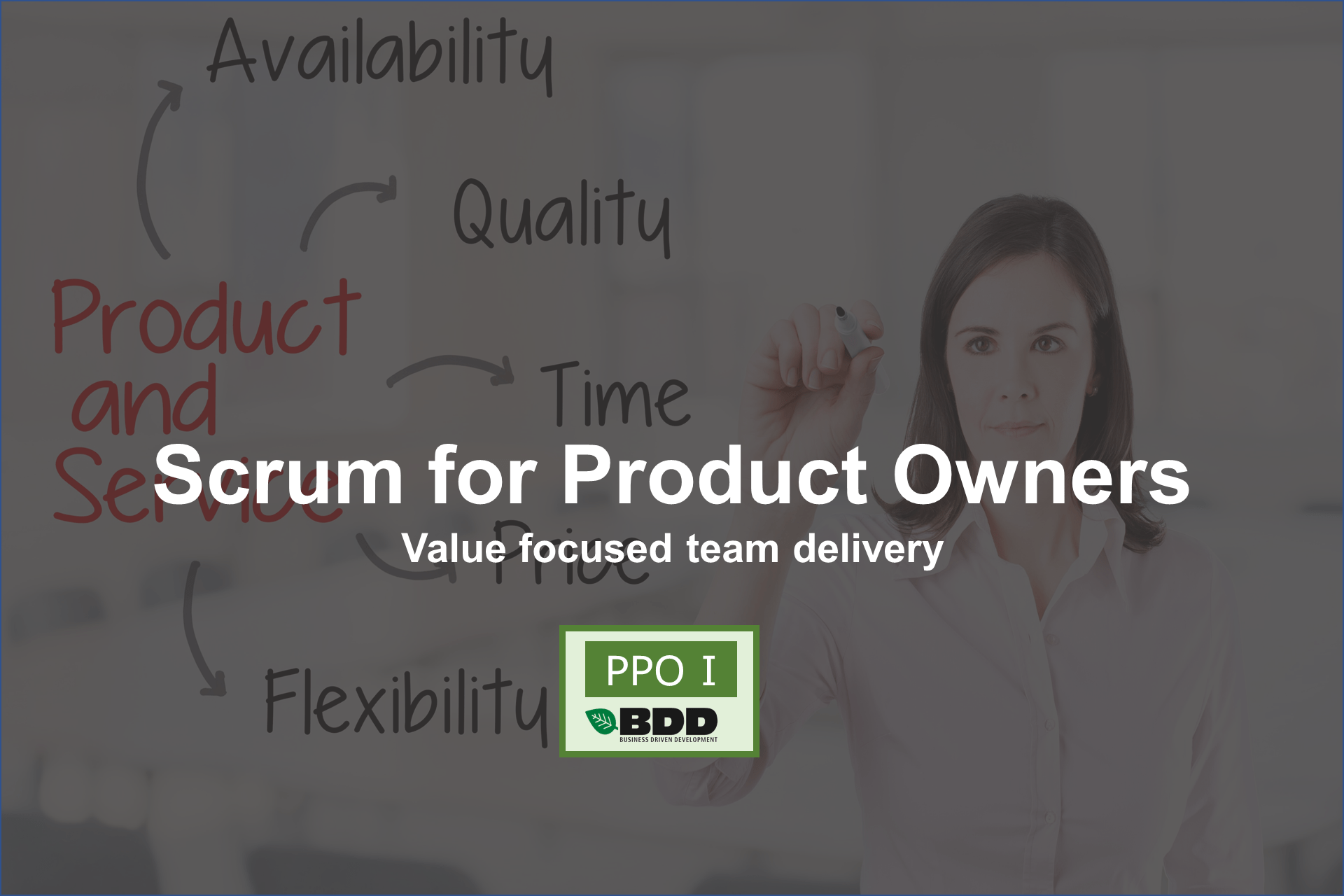 Scrum for Product Owners